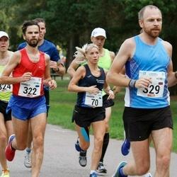 Tallinna Maraton - Margus Maiste (322), Aleksey Moiseenko (329)