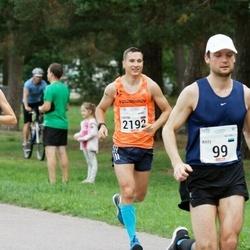 Tallinna Maraton - Cat Simpson (484), Vadim Yangirov (2192)