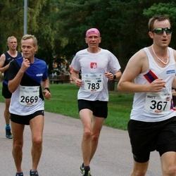 Tallinna Maraton - Matt Lovesey (367), Arnold Laasu (2669)