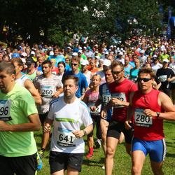 32. Jooks Ümber Pühajärve - Anton Adamenkov (260), Agris Peedu (280), Jüri Metsaorg (496), Sander Pihlak (526), René Värk (641), Margus Maidre (907)