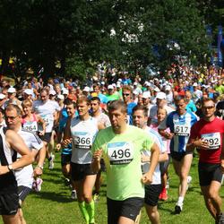 32. Jooks Ümber Pühajärve - Agris Peedu (280), Tanel Veermaa (292), Erkki Ehasalu (366), Jüri Metsaorg (496), Erki Palm (517), Marko Perm (524)