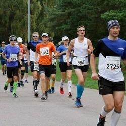 Tallinna Maraton - Sten-Martin Kreisberg (619), Margus Kaegas (847), Priit Sipelgas (994), Boris Sheliapin (1952), Ilja Smirnov (2725)