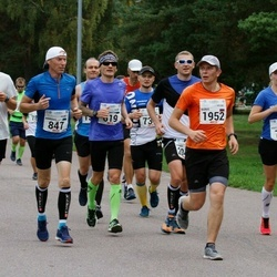 Tallinna Maraton - Panu Melajärvi (462), Sten-Martin Kreisberg (619), Kristi Kõll (794), Margus Kaegas (847), Priit Sipelgas (994), Boris Sheliapin (1952)