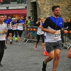 Tallinna Maratoni Sügisjooks 10 km - Kim Migdalski (2729), Brian Timm-Brock (3256)