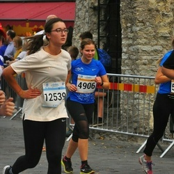 Tallinna Maratoni Sügisjooks 10 km - Jevgenia Jakobson (4906), Anastasija Dorošenko (12539)