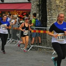 Tallinna Maratoni Sügisjooks 10 km - Agnes Pihlak (1788), Reimo Reimer (3075), Merili Reimer (3482), Evita Grundberga (6452)
