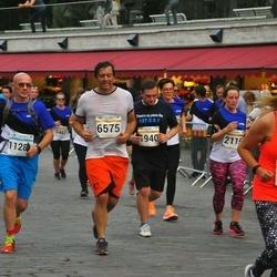Tallinna Maratoni Sügisjooks 10 km - Artur Minasjan (1940), Hanneleen Pihlak (2115), Ksenia Guljaeva (3091), Sergio Miranda (6575), Ilja Savchuk (11282)