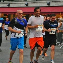 Tallinna Maratoni Sügisjooks 10 km - Artur Minasjan (1940), Hanneleen Pihlak (2115), Sergio Miranda (6575), Ilja Savchuk (11282)