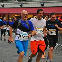 Tallinna Maratoni Sügisjooks 10 km - Artur Minasjan (1940), Hanneleen Pihlak (2115), Ainar Lillemaa (3123), Sergio Miranda (6575), Ilja Savchuk (11282)