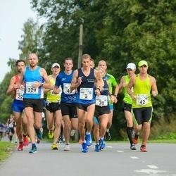 Tallinna Maraton - Raido Mitt (3), Aleksey Moiseenko (329)