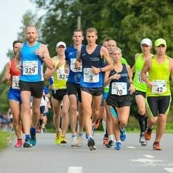 Tallinna Maraton - Raido Mitt (3), Tarass Snitsarenko (42), Marion Tibar (70), Aleksey Moiseenko (329)