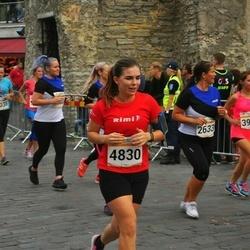 Tallinna Maratoni Sügisjooks 10 km - Aino Rummel (2633), Anna Semenova (3967), Anette Mündimets (4830)