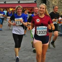 Tallinna Maratoni Sügisjooks 10 km - Aleksei Stsetinin (2651), Kadri Tinits (2718), Zenja Janpen (12329)