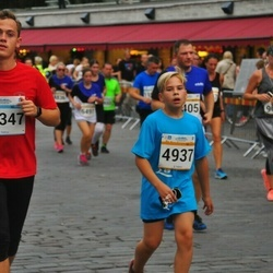 Tallinna Maratoni Sügisjooks 10 km - Artjom Skatskov (4937), Nikita Lumijõe (10347)