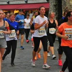 Tallinna Maratoni Sügisjooks 10 km - Annika Siimula-Sõrmus (527), Marilin Niilus (1921), Maria Maria (6565), Ksenia Demakova (9456)