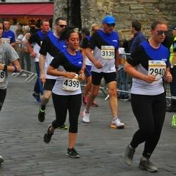 Tallinna Maratoni Sügisjooks 10 km - Kadri Siirman (2940), Ilmar Õigus (3139), Beril Aydogan (4399), Daria Ilic (6368)