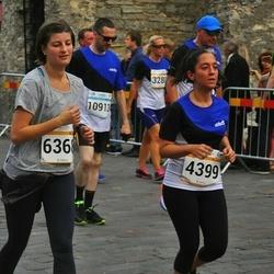 Tallinna Maratoni Sügisjooks 10 km - Beril Aydogan (4399), Daria Ilic (6368), Uudo Kasuk (10913)