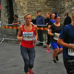 Tallinna Maratoni Sügisjooks 10 km - Marti Stein (10646), Agnes Palm (11450)