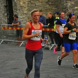 Tallinna Maratoni Sügisjooks 10 km - Maire-Anu-Liis Oidsalu (5984), Agnes Palm (11450)