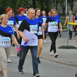 Tallinna Maratoni Sügisjooks 10 km - Ann Mandre (10381), Karin Laja (10526), Rein Aitai (11026), Anneli Aitai (11027), Kadri Peterson (12500)
