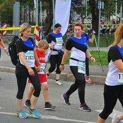 Tallinna Maratoni Sügisjooks 10 km - Margo Sommer (11822), Berit Laanem (11823)