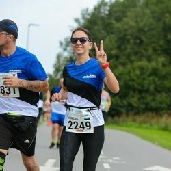 Tallinna Maraton - Anneliis Vallimäe (2249)