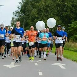 Tallinna Maraton - Lauri Mägi (1641), Mart Arro (1955), Carlos De Felipe Ruiz (2391), Alar Siemann (2610)