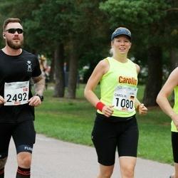 Tallinna Maraton - Carolin Pöppe (1080), Kenneth Willander (2492)