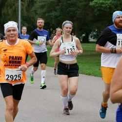 Tallinna Maraton - Ann Saks (1133), Monika Münzer (2625)