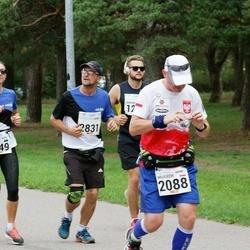 Tallinna Maraton - Wojciech Machnik (2088), Anneliis Vallimäe (2249), Rene Vallimäe (2831)