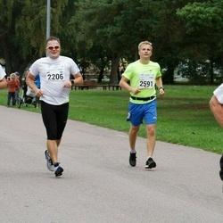 Tallinna Maraton - Ari Torpo (2206), Tauno Sau (2591)