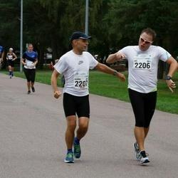 Tallinna Maraton - Ari Torpo (2206), Manne Uussaari (2207)