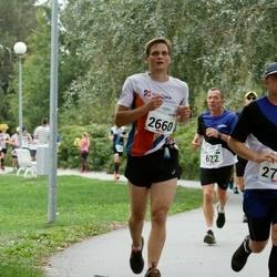 Tallinna Maraton - Armands Puravs (2660), Joel Thorpe (2708)