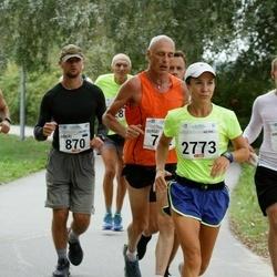 Tallinna Maraton - Sergei Zelenin (870), Anna Plehhanova (2773)