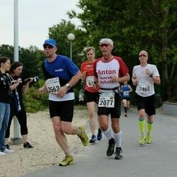 Tallinna Maraton - Anton Lautner (2077), Alar Just (2662)