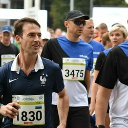 Tallinna Maraton - Brice Francis Marie Gasnier (1830), Kaarle Kannelmäe (2371), Hando Ruusmaa (3475)