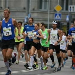 Tallinna Maraton - Riho Rokk (14), Aare Kutsar (51), Urmo Kallakas (59), Daana Suun (179)