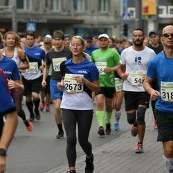 Tallinna Maraton - Annika Sutt (2673), Argo Priivits (3185)