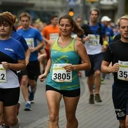 Tallinna Maraton - Anna Remmelgas (3422), Erko Hermann (3509), Ülle Maiste (3805)