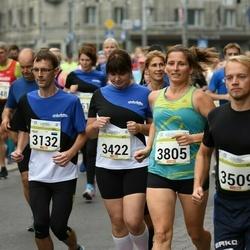 Tallinna Maraton - Priit Remmelgas (3132), Anna Remmelgas (3422), Ülle Maiste (3805)