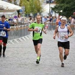 Tallinna Maraton - Christian Gunnarsson (158), Kaspars Boriss (250)