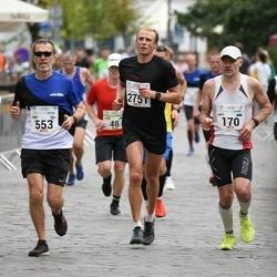 Tallinna Maraton - Anti Toplaan (170), Timo Tuominen (553), Andre Pukk (2751)