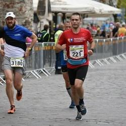 Tallinna Maraton - Anatoliy Andreev (221), Märten Mõtus (3180)