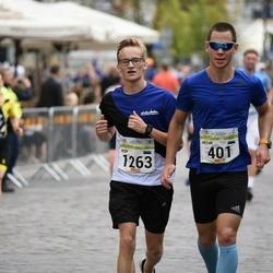 Tallinna Maraton - Artur Melkumjan (401), Rein Järvpõld (1263)