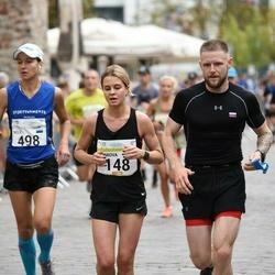 Tallinna Maraton - Bobrova Anna (148), Nele Eichhorn (498)