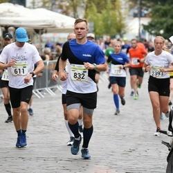 Tallinna Maraton - Andrei Lambinen (611), Andi Aavik (832), Marie Elise Aug (2393)