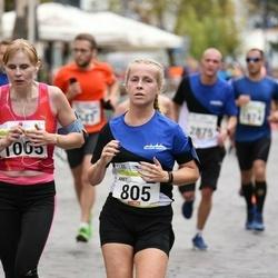 Tallinna Maraton - Anet Adamson (805), Annika Rand (1005)