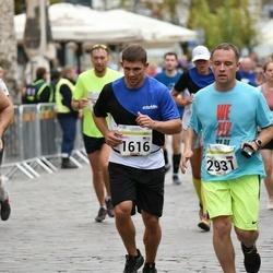 Tallinna Maraton - Marshall Woertz (1616), Mikhail Nazarov (2919), Artem Krylov (2931)