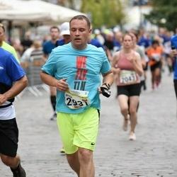 Tallinna Maraton - Marshall Woertz (1616), Artem Krylov (2931)