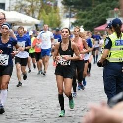 Tallinna Maraton - Riina Rahuoja (785), Christina Luhamets (1756)